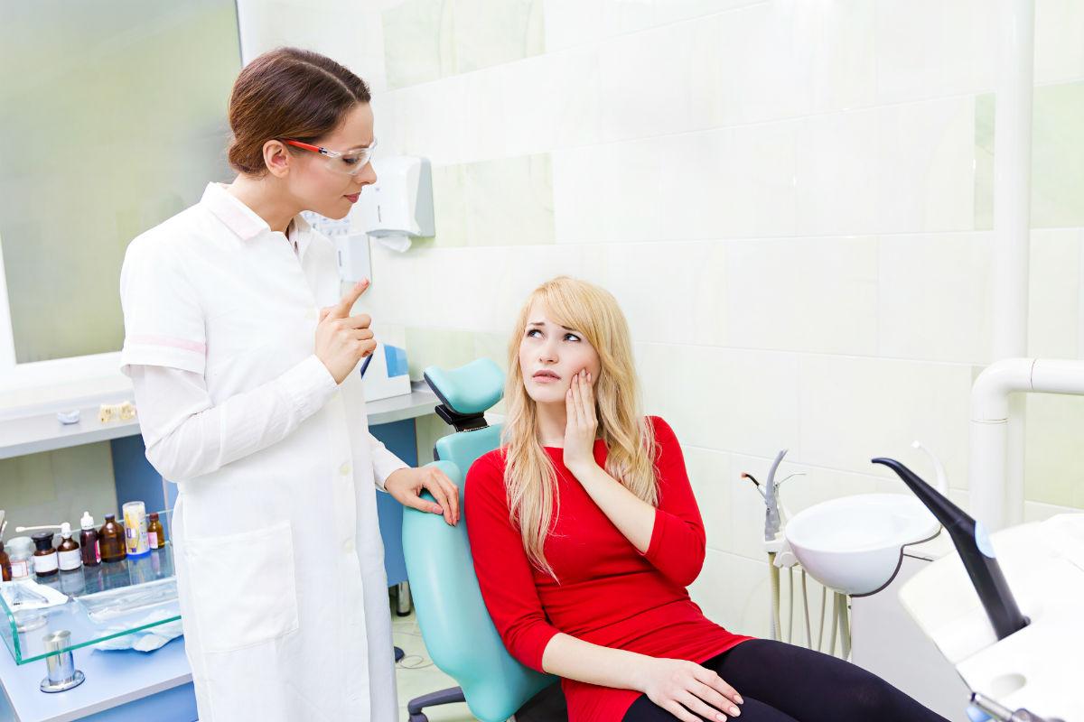 Impacted Teeth Symptoms