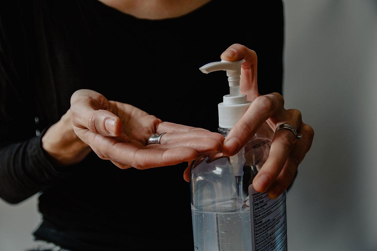 Hand Sanitizer Versus Hand Soap